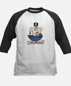 Ahoy Matey Pirate Tee