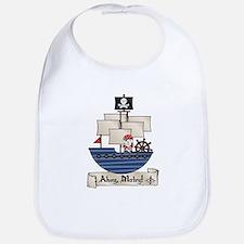 Ahoy Matey Pirate Bib