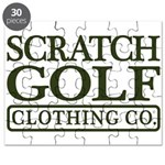 Scratch Golf Clothing Co. Puzzle
