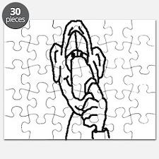 Malti-Poo Dad Puzzle