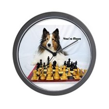 You're Move Wall Clock