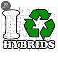 I Heart Hybrids Puzzle