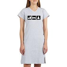 Eat Sleep AutoX Women's Nightshirt