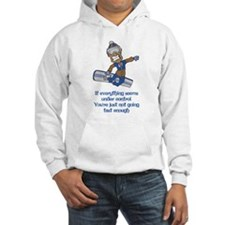Not Going Fast Enough Hoodie
