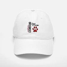Redbone Coonhound Mom 2 Baseball Baseball Cap