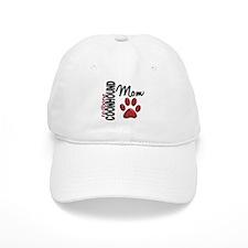Redbone Coonhound Mom 2 Baseball Cap