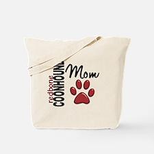 Redbone Coonhound Mom 2 Tote Bag