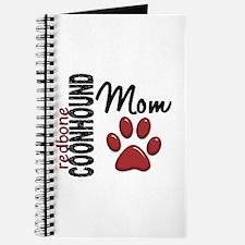 Redbone Coonhound Mom 2 Journal