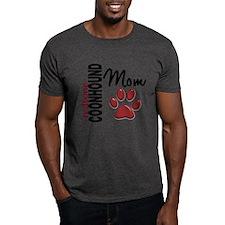 Redbone Coonhound Mom 2 T-Shirt