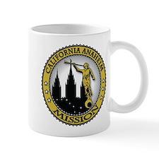 California Anaheim LDS Missio Mug