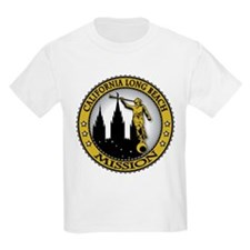 California Long Beach LDS Mis T-Shirt