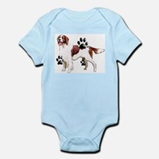 setter and Paws Infant Bodysuit