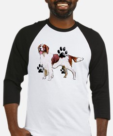 setter and Paws Baseball Jersey