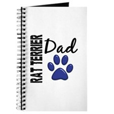 Rat Terrier Dad 2 Journal