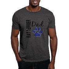Rat Terrier Dad 2 T-Shirt