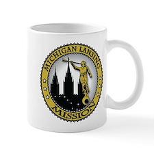 Michigan Lansing LDS Mission Mug