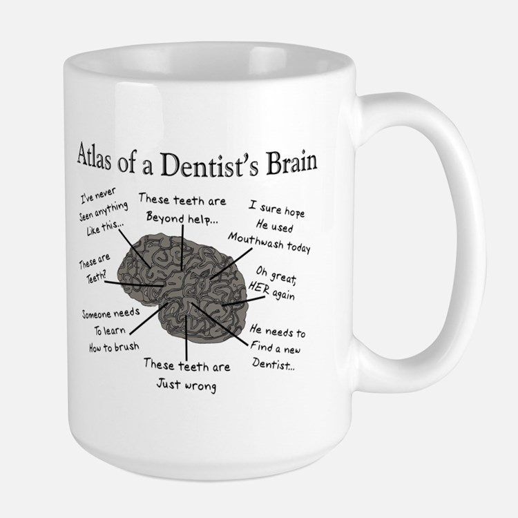 Atlas Of... Ceramic Mugs