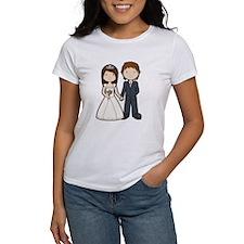 Wedding Couple Tee