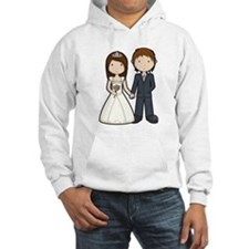 Wedding Couple Jumper Hoody
