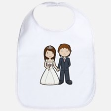 Wedding Couple Bib