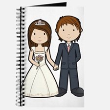 Wedding Couple Journal