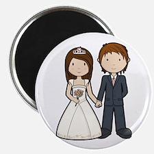 Wedding Couple Magnet