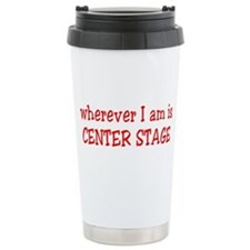 Center StageTravel Mug