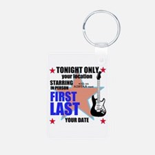 Music Poster Keychains