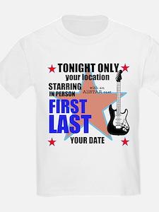 Music Poster T-Shirt