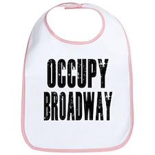 Occupy Broadway Bib