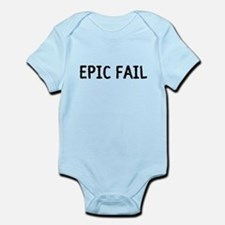 Epic Fail Infant Bodysuit