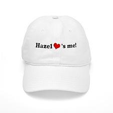 Hazel loves me Baseball Cap
