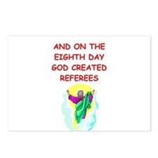 referees Postcards (Package of 8)