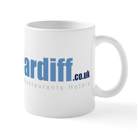 BIG Cardiff Mug