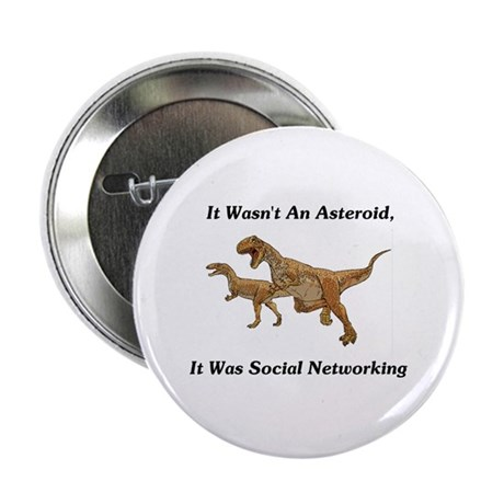 "It Was Social Networking 2.25"" Button"