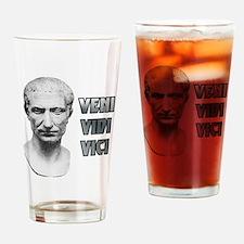 Cute History geek Drinking Glass