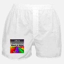 """""""On The Spectrum""""  Boxer Shorts"""