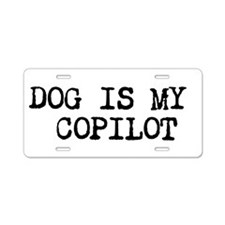 Copilot License Plate