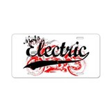 Electric scooter License Plates