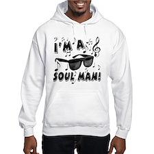 I'm A Soul Man Jumper Hoody