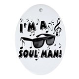 Soul music Ornaments