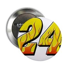 """JG24flame 2.25"""" Button (10 pack)"""