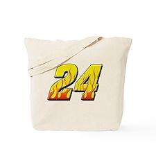 JG24flame Tote Bag