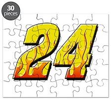 JG24flame Puzzle