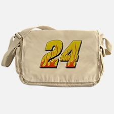 JG24flame Messenger Bag