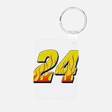 JG24flame Keychains