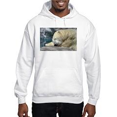 Polar Bear (ABQ) Hooded Sweatshirt