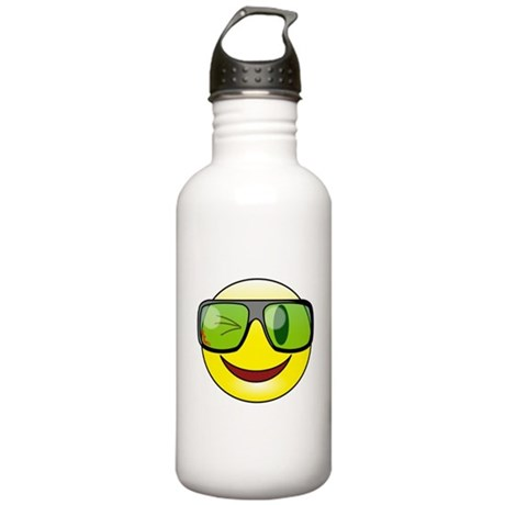 Smiley Specs Stainless Water Bottle 1.0L