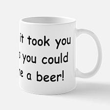Beer gift Mug