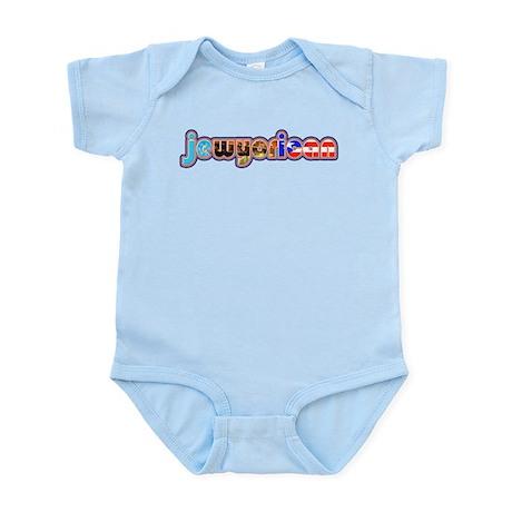 JewYoRican Infant Bodysuit